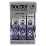 Bolero Sticks Elderberry (Holunderbeere) 12 x 3g Beutel