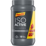 Powerbar IsoActive Sports Drink Red Fruit Punch 600g Dose