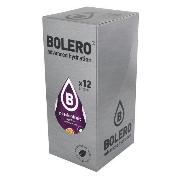 Bolero Drinks Passion Fruit (Passionsfrucht) 12 x 9g
