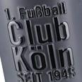 1. FC Köln Tasse Relief schwarz