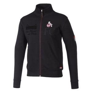 1. FC Köln Sweatjacke Olympiaweg