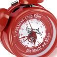 1. FC Köln Glockenwecker rot