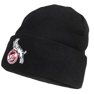 1. FC Köln Beanie schwarz