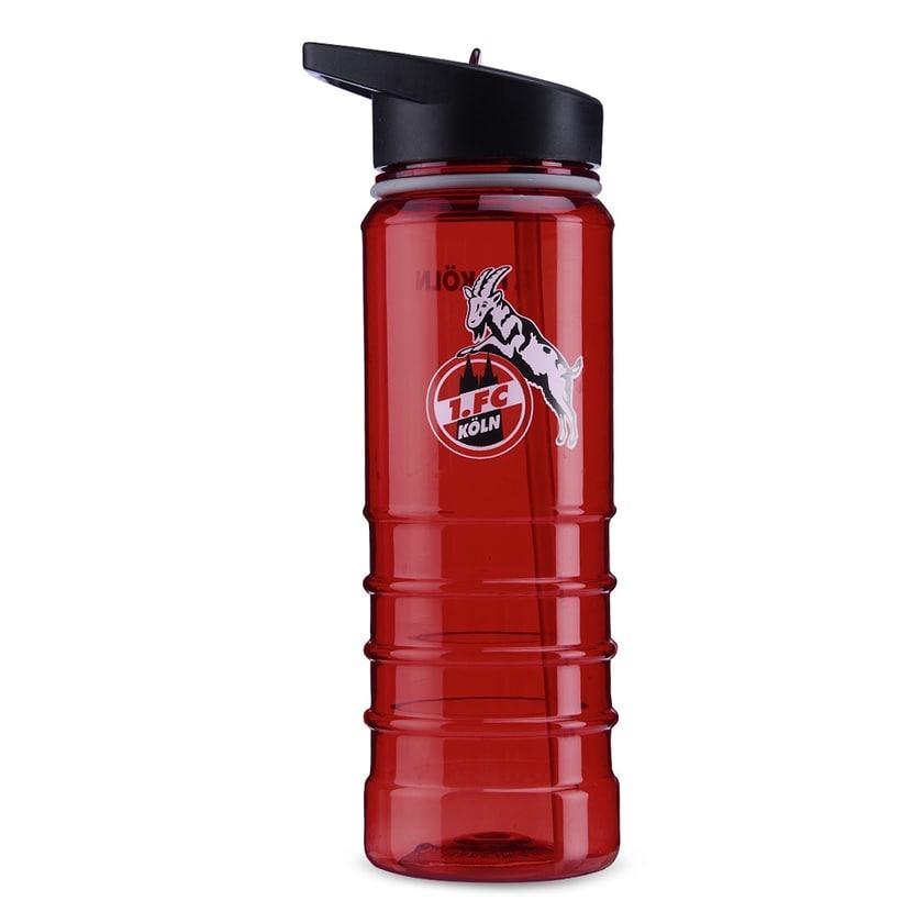 1. FC Köln Trinkflasche Sport rot