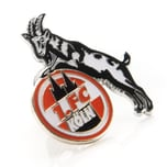 1. FC Köln Pin Logo Emaille