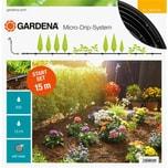 Gardena Tropfsystem Start-Set Pflanzreihen S