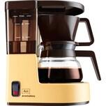 Melitta Filterkaffeemaschine Aromaboy beige-braun beige Kunststoff Aromaboy