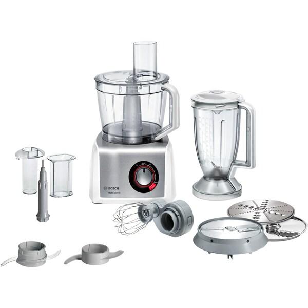 Bosch Küchenmaschine Kompakt-Küchenmaschine MultiTalent 8 MC812S814