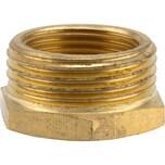 """Gardena Messing-Reduzierstück 33,3mm (G1"""") > 26,5mm (G 3/4"""")"""