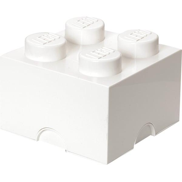 Room Copenhagen Aufbewahrungsbox LEGO Storage Brick 4 weiß