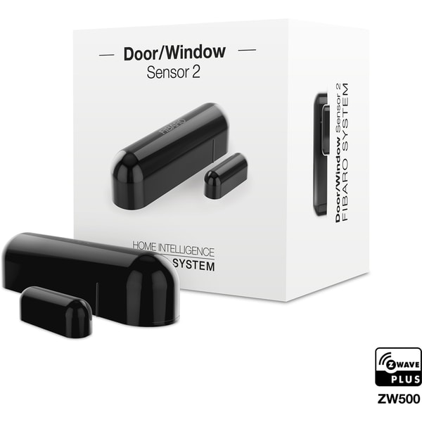Fibaro Öffnungsmelder Tür-/Fensterkontakt 2