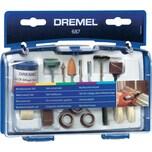 Dremel Set Start-Set Modell 687JA, 52-teilig