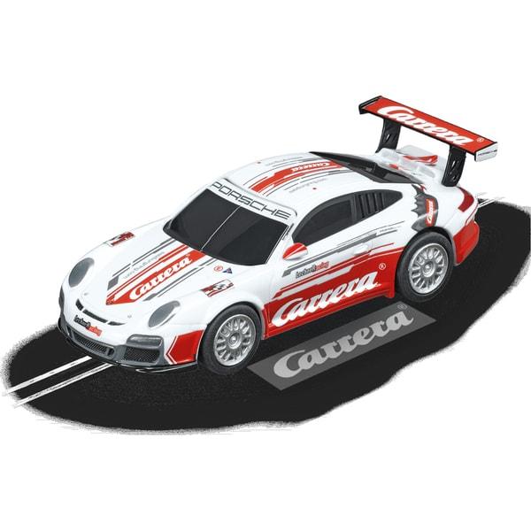 "Carrera Rennwagen GO!!! Porsche GT3 Lechner Racing ""Carrera Race Taxi"""