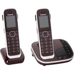 Panasonic analoges Telefon KX-TGJ322GR AB