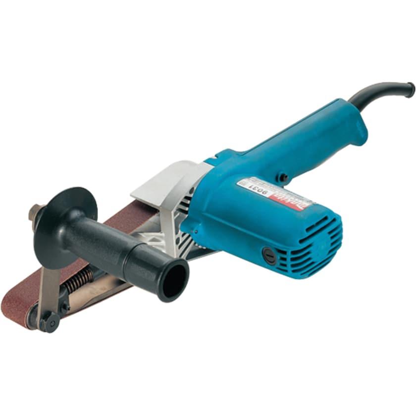 Makita Elektro-Bandfeile 9031 blau 30mm