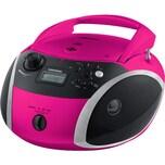 Grundig CD-Player GRB 3000 rosa