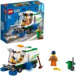 LEGO City Straßenkehrmaschine