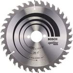 Bosch Kreissägeblatt Optiline Wood 190x30mm 2608640616