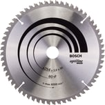 Bosch Kreissägeblatt Optiline Wood 254x30mm 2608640436