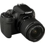 Canon Digitalkamera EOS 2000D KIT (18-55 mm DC III)