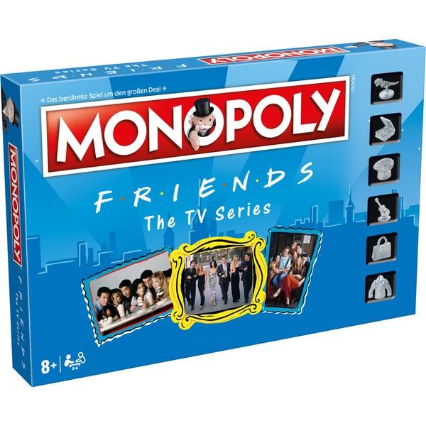 Winning Moves Brettspiel Monopoly Friends