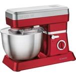 Bomann Küchenmaschine Knetmaschine KM 398 CB rot