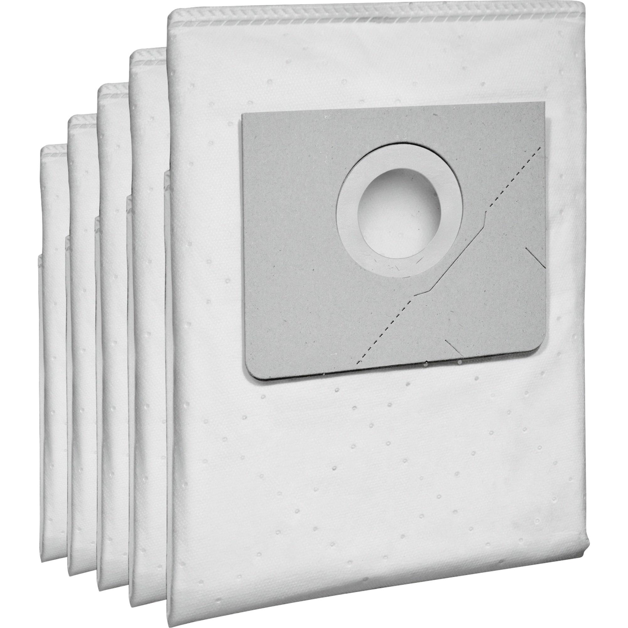 Kärcher Staubsaugerbeutel Filtertüte 6.907-469.0 Vlies, 5 Stück