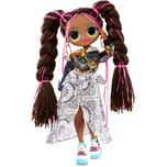 MGA Entertainment Spielfigur L.O.L. Surprise OMG New Theme Series- AA Doll- Honeylicious