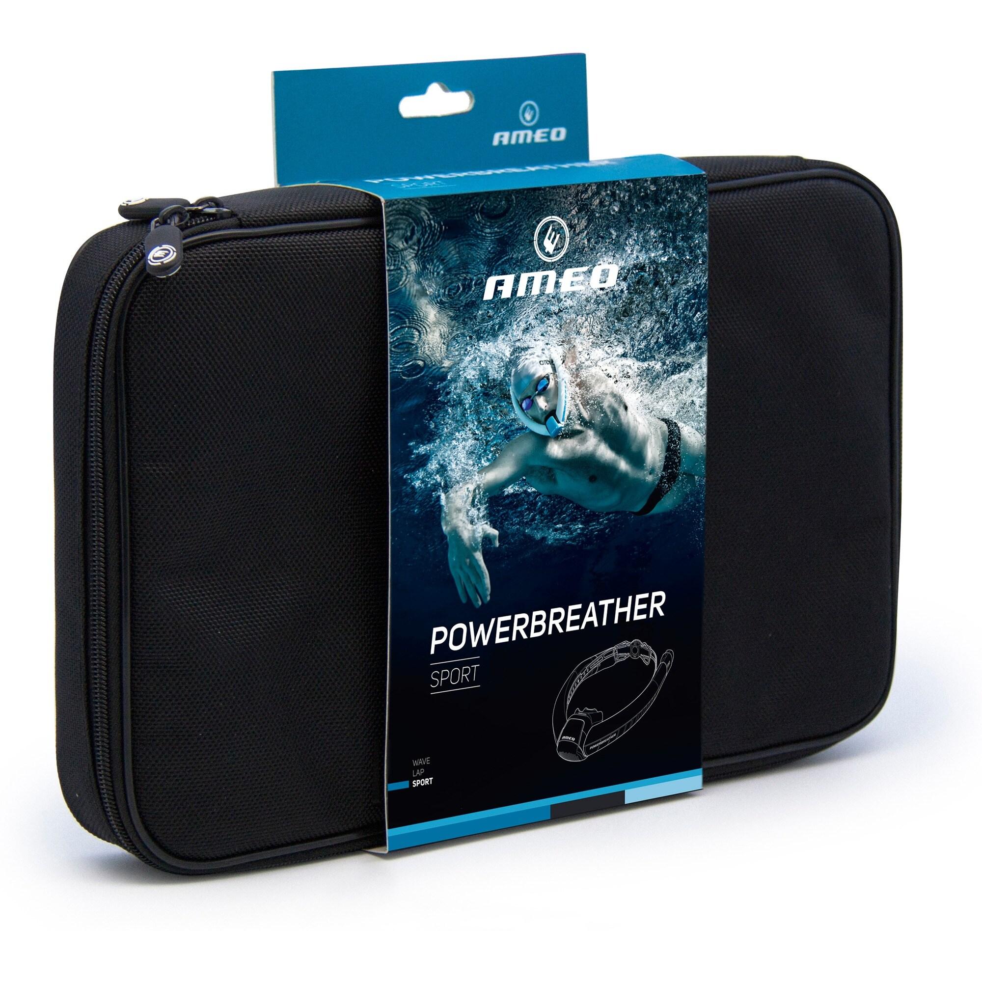 Powerbreather Sport Schnorchel-Set