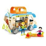 Hape Puppenzubehör Abenteuer-Van