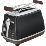 DeLonghi Toaster Icona Vintage CTOV 2103.BK