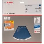 Bosch Kreissägeblatt Best for Laminate 254mm
