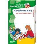 Westermann Lernbuch miniLÜK-Set: Vorschultraining