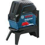 Bosch Kreuzlinienlaser GCL 2-15 Professional Set
