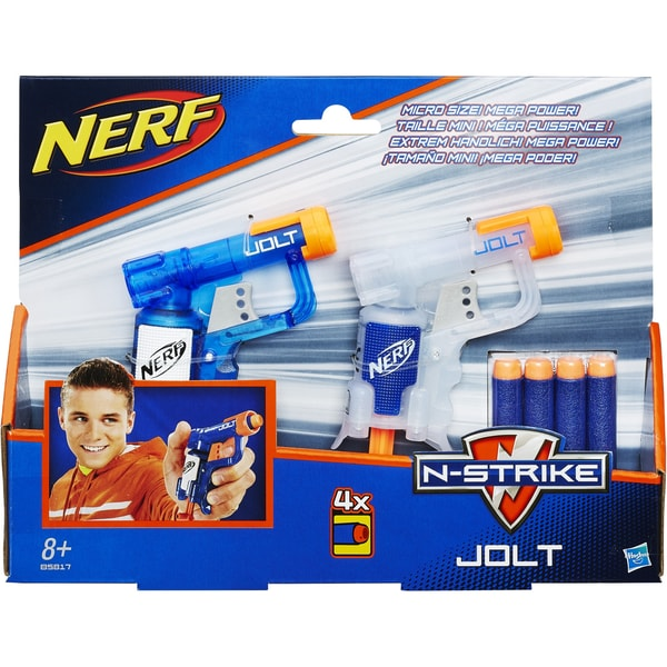 Hasbro Nerf Gun N-Strike Elite Jolt 2er-Pack