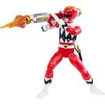 Hasbro Spielfigur Power Rangers Lightning Collection Lost Galaxy Roter Ranger