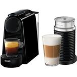 DeLonghi Kapselmaschine Nespresso Essenza Mini & Aeroccino3 EN85.BAE