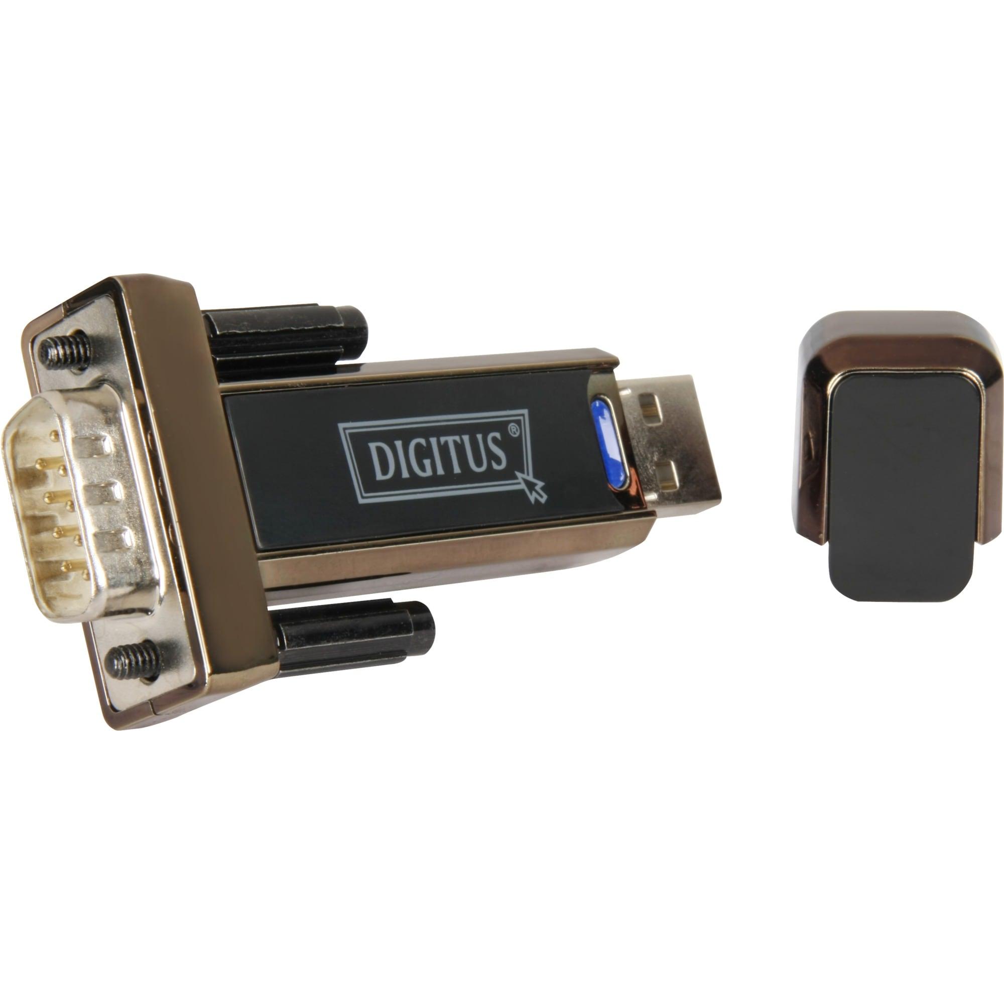 Digitus Adapter 9-Pin seriell -> USB 2.0