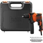Black & Decker Schlagbohrmaschine BEH710K