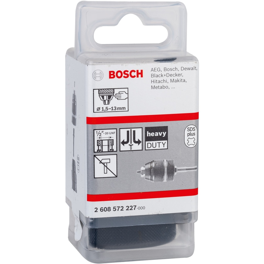 Bosch Schnellspannbohrfutter mit SDS+Adapter