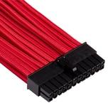 Corsair Kabelmanagement Premium Sleeved 24-Pin-ATX-Kabel Typ 4 Gen 4