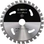 Bosch Kreissägeblatt Standard for Steel, 136mm