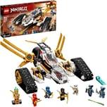 Lego Konstruktionsspielzeug Ninjago Ultraschall-Raider