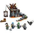 LEGO Ninjago Reise zu den Totenkopfverliesen