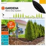 Gardena Bewässerungsautomat Micro-Drip-System Start-Set Pflanzreihen M automatic