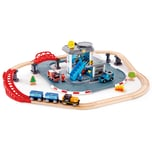 Hape Bahn Notfall-Hauptquatier
