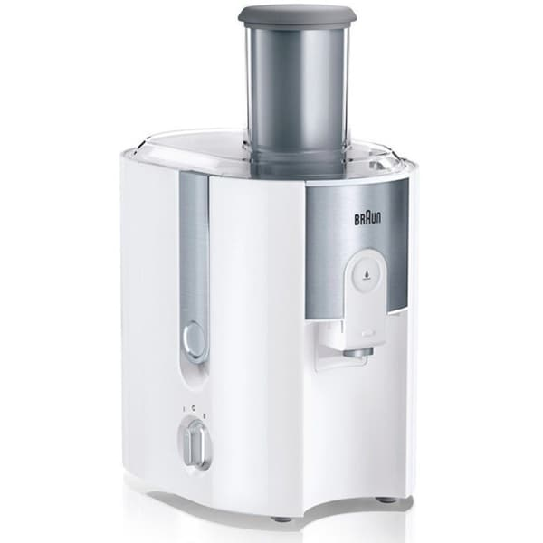 Braun Entsafter IdentityCollection Spin Juicer J 500