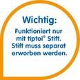 Ravensburger Lernspiel tiptoi Wir lernen die Uhr