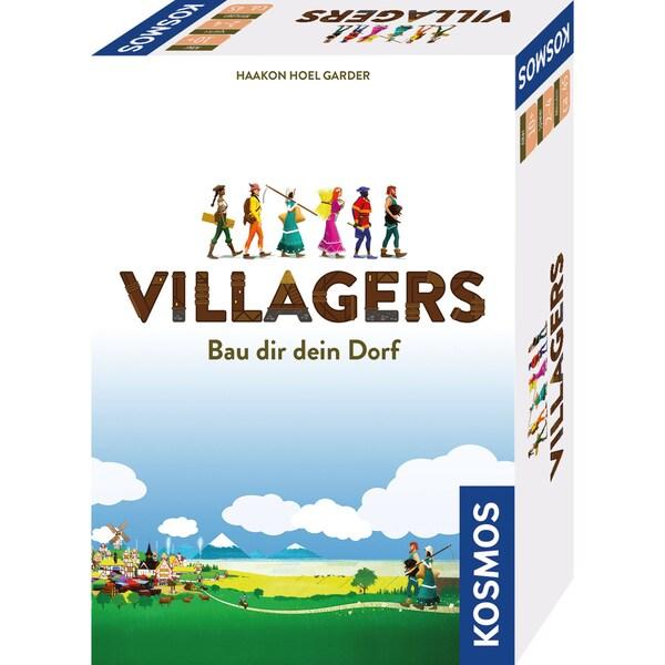 Kosmos Verlag Kartenspiel Villagers