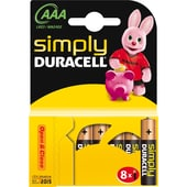 Duracell Batterie Simply